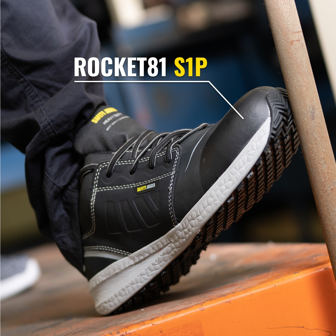 Safety Jogger Rocket81 S1P | bigowner®