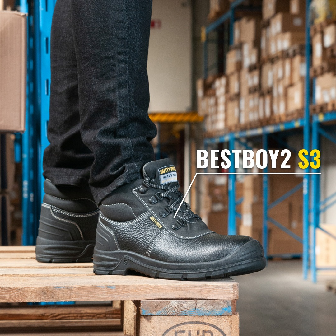 Sepatu Safety Jogger Bestby231 | bigowner®