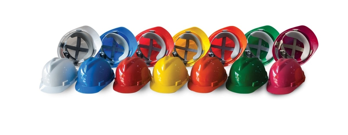 7 Makna Warna dan Fungsi Helm Safety