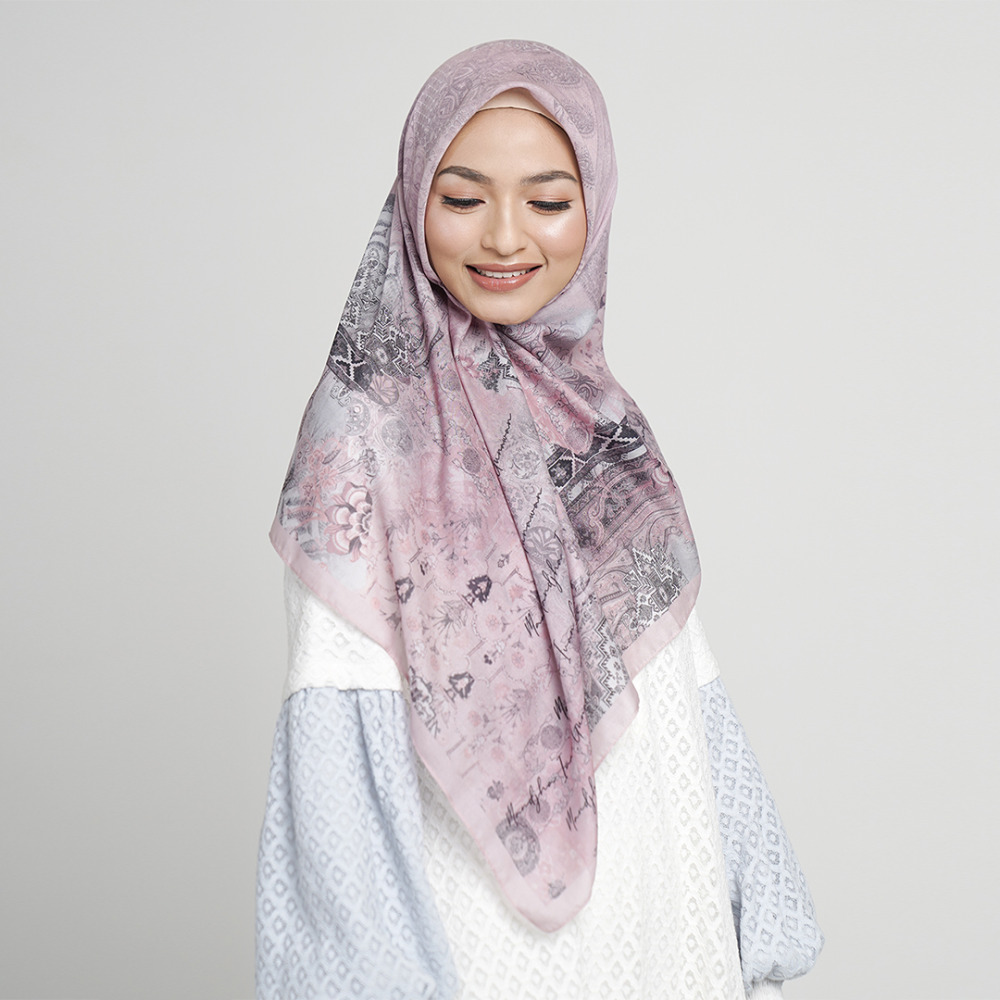 Majesty Pink Scarf