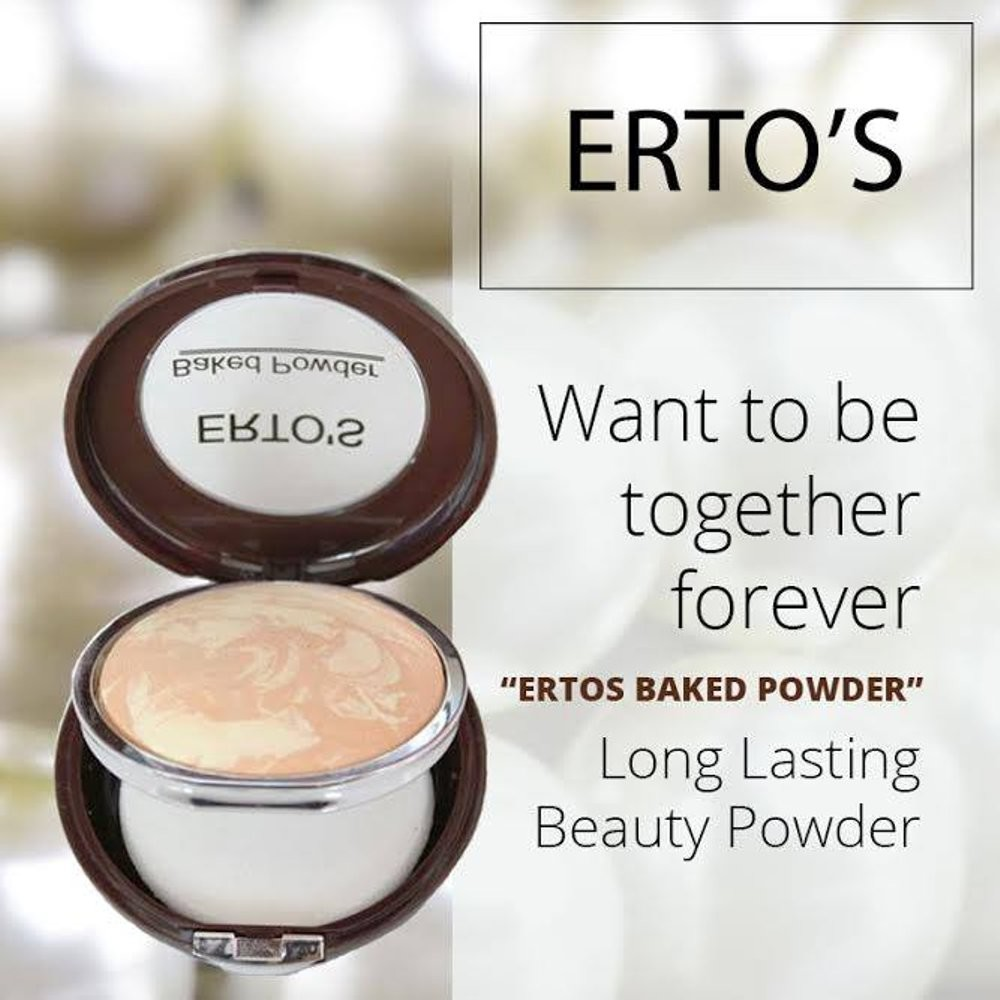 Ertos Baked Powder