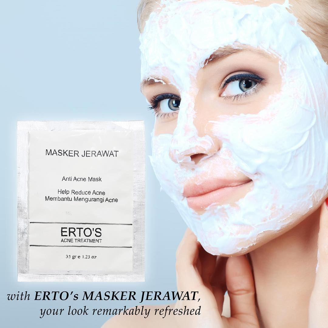 Manfaat Ertos Anti Acne Mask