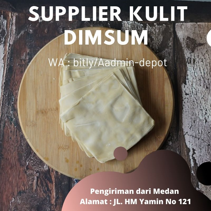 Supplier Kulit Dimsum