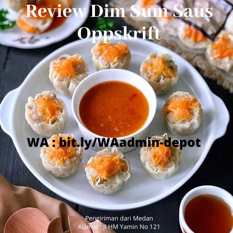 Review Dim Sum Saus Oppskrift