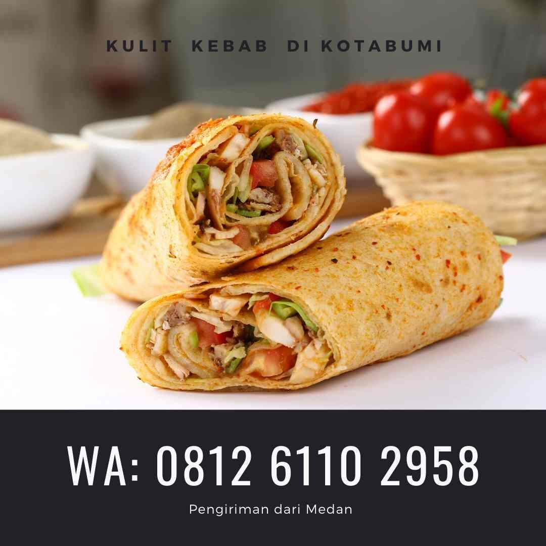 Supplier Kebab Tortilla di Kotabumi Toko from Medan