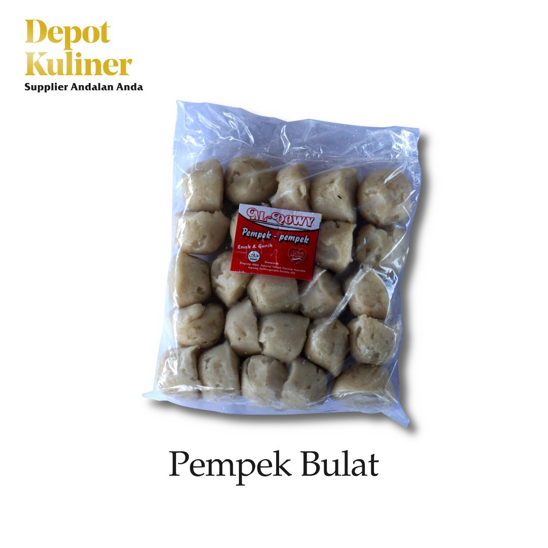 Supplier Pempek Frozen Medan