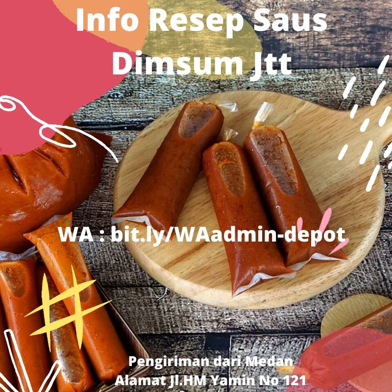Info Resep Saus Dimsum Jtt