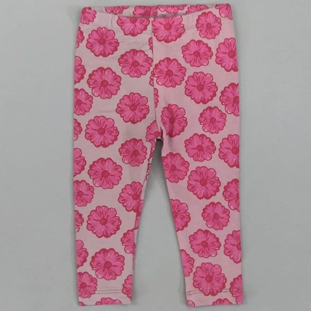Legging Zara Baby Flower 1