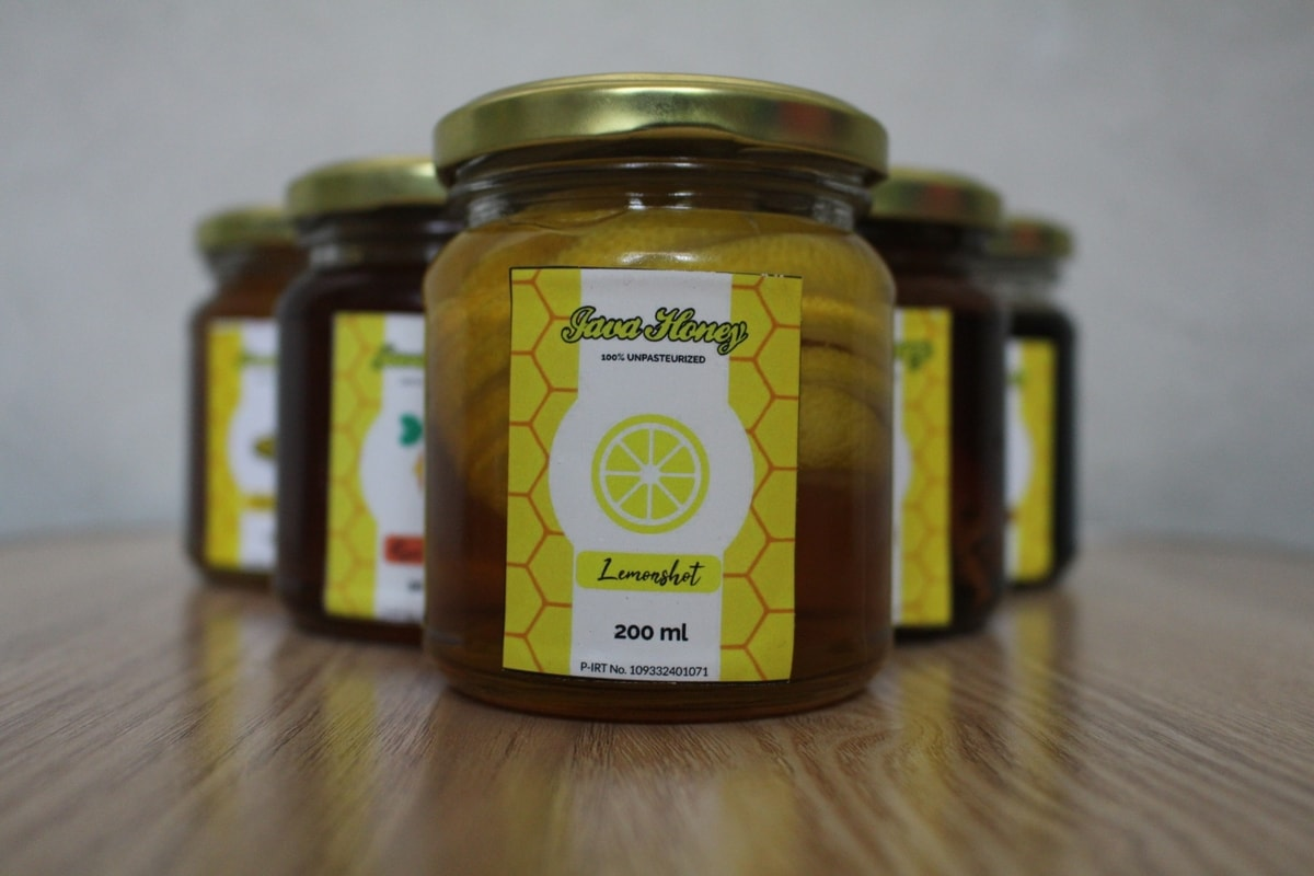 HARGA DASAR JAVA HONEY