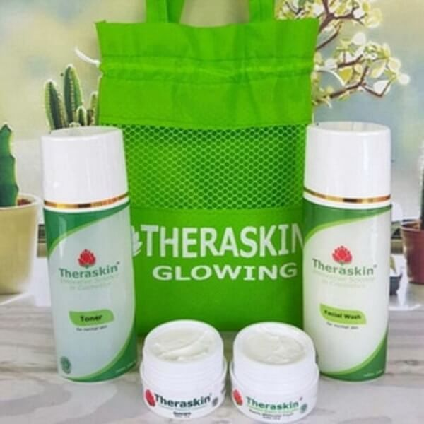 Theraskin review glowing
