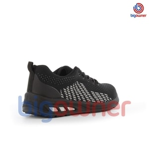 Safety Jogger Fitz Black S1P