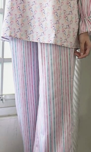 Stripped Cinta Pants