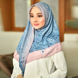 Shades Flower Pink Scarf