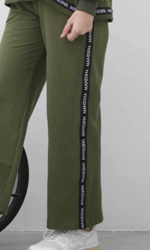 Twilltape Pants Basic