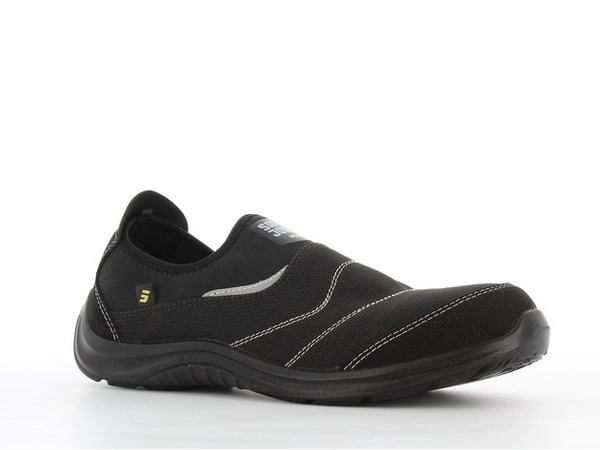 Safety Jogger Yukon Black S1P