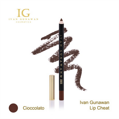 Ivan Gunawan Lip Cheat Cioccolato