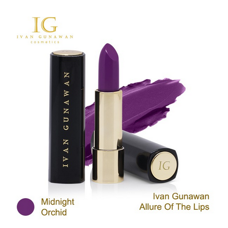 Ivan Gunawan Allure Of The Lips Midnight Orchid Lips