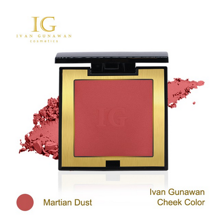 Ivan Gunawan Cheek Color Martian Dust