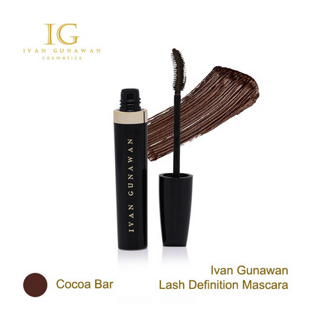 Ivan Gunawan Lash Definition Mascara Cocoa Bar
