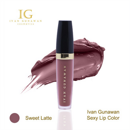 Ivan Gunawan Sexy Lip Color Sweet Latte