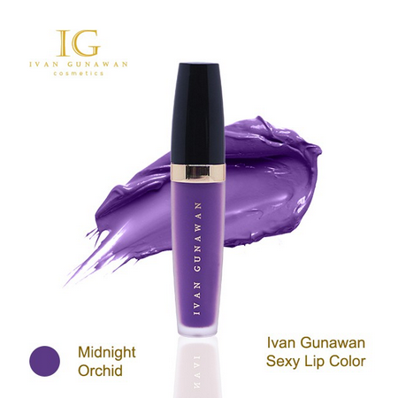 Ivan Gunawan Sexy Lip Color Midnight Orchid