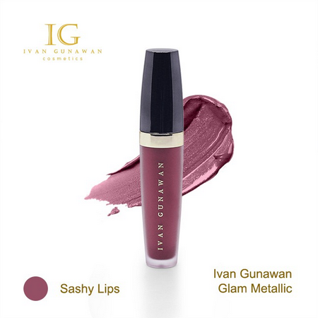 Glam Metallic - Sashy Lips (04)