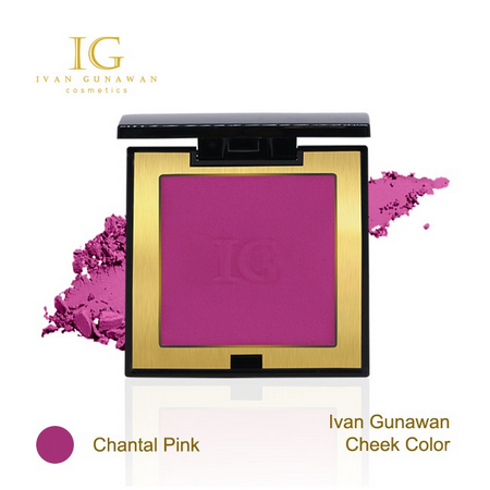Ivan Gunawan Cheek Color Chantal Pink